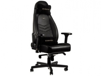 Игровое Кресло «Noblechairs ICON Real Leather black»